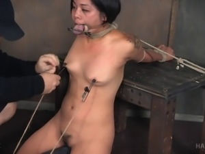 Great BDSM session for a cutie who needs to be taught a lesson
