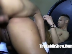 mixed thick phat pussy rican and dominican gangbang dominica