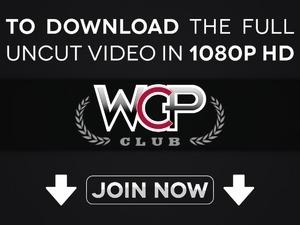 WCPClub big booty black babe gets cummed on by a BBC