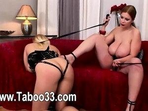 2-4-2017 - adorable BDSM action with fetish babes