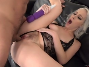 Cadence Lux exploited brutally in damn wild porn video