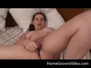 Big tits dame cock riding till getting facial cumshot