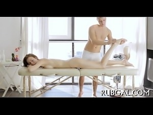 Massage sex movie
