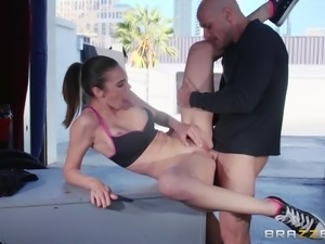 Adorable Tiffany Tyler Gets Fucked Hard By Johnny Sins