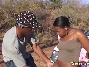 Extreme wild sex lesson with a chubby hot chocolade african babe at my sex...