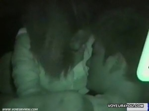 Car Sex Recorded By Our Spycam