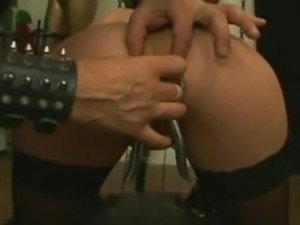 French mature BDSM