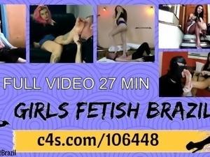 Cbt Ballbusting HARD Mistress Beh Girls Fetish Brazil