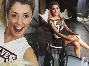 Grace Helbig Jerk Off Challenge