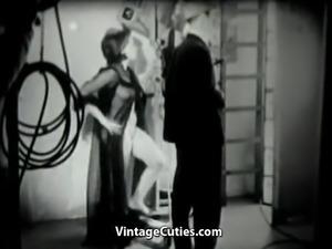 June Palmer is a Striptease Goddess (1950s Vintage)