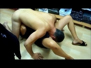 Anal In The Shop