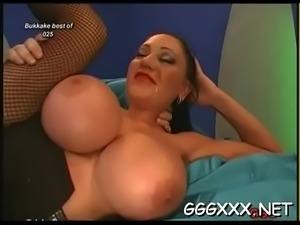 Gangbanging porn