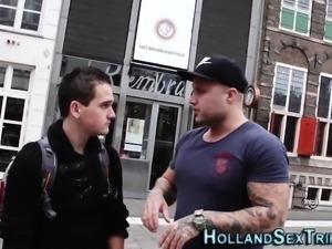 Dutch prostitute sperm