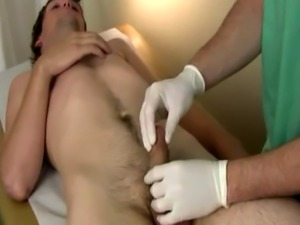 Free gay doctor fucks patient movie first time Now it was