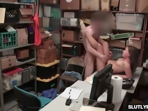Brooke Bliss continue to get screwed