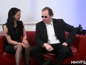 Amazing German MILF enjoys an incredible hardcore sex
