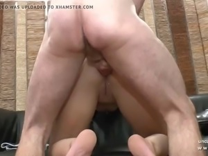 Casting - Amateur big boobed wife sodomized by her husband
