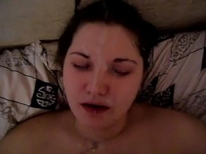 fuck whore tits and cum slut face