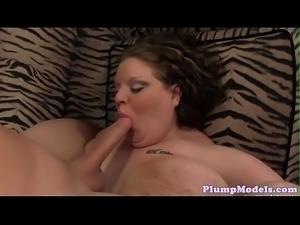 Bigtit ssbbw sucking and cockriding