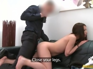 sexy therese wants to be a porn star