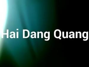 Teen girl Tran Tang Phuong Nhung peeing Hai Dang Quang in bedroom Chau Huyen Chi