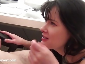 Tanya Cox Blowjob For Cash