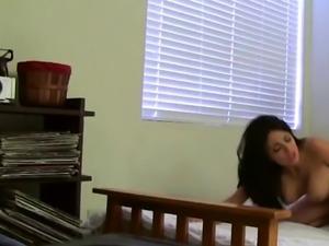 Cheating Brunette Anissa Kate Fucked Doggystyle On Spy Camera