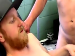 Straight guys fist in anal nude gay First Time Saline Injection for Ca