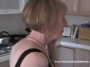 Grandma Is A Cum Swallower