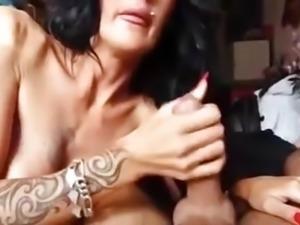 Amateur Bitch Blow Job