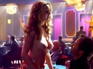 Eva Amurri Nude Boobs In Californication ScandalPlanet.Com