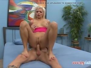 jenna lovely gives barry scott aa foot job