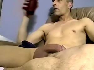 Amateur cock milking free movie and gay sucks eat Handsome bi fellow C