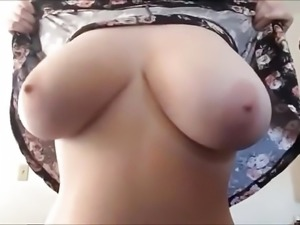 Big Natural Tits Compilation