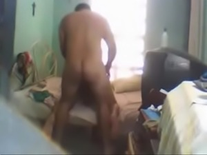 Chuby aunty fucking hideen cam