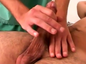 Hot doctor boy fetish movie gay The doctor reached for a